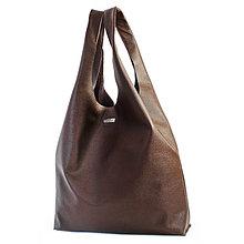 Nákupné tašky - Tote Přírodní kůže no.8 - 11055475_