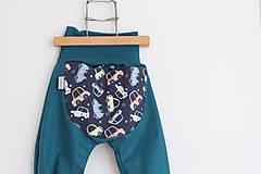 """Detské oblečenie - Softshellky jarné """"veselé autíčka"""" v.80 !výpredaj! - 11054056_"""