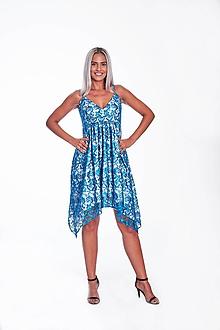 Šaty - Krajkové šaty - 11056315_