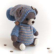 """Hračky - medvedík """"Oli"""" - 11053831_"""