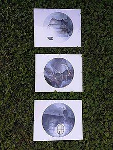 Obrazy - okrúhliny•tušoviny - 11054447_