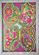 Kresby - Kvety L.K. - 11056613_