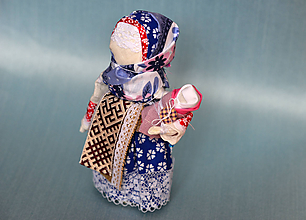 Bábiky - Обережная кукла (Ochranná bábika) 6 - 11056382_