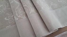 Úžitkový textil - Stredový obrus - 11058245_