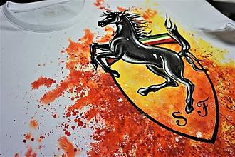 Oblečenie - Ferrari - 11061225_