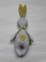 Hračky - Zajac - hračka - 11059673_