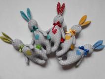 Hračky - Zajac - hračka - 11059679_