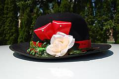 Iné doplnky - Výzdoba na svadobné auto PERY a MOTÝLIK - 11059340_