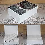 Krabičky - krabica ornament ... - 11060277_