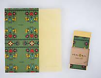 Úžitkový textil - Duo Bagetka 35 x 37 cm - 11061157_