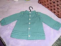 Detské oblečenie - Detské svetríky - 11060330_