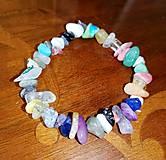 Náramky - Náramok z prírodných kameňov - 11059058_