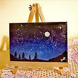 Obrazy - Nočný pohľad - 11060801_