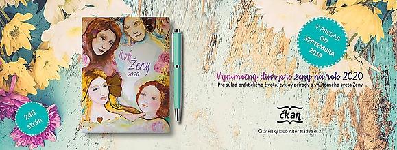 Knihy - diar Rok Zeny 2020 - 11061173_