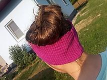 Ozdoby do vlasov - Detská jesenná čelenka - 11060045_
