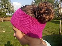 Ozdoby do vlasov - Detská jesenná čelenka - 11060046_