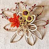 Dekorácie - Jesenná dekorácia - 11058986_