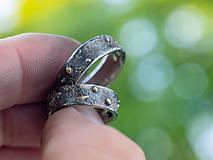 Prstene - ... nekonečný vesmír hviezd ... - 11062434_
