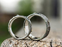 Prstene - ... nekonečný vesmír hviezd ... - 11062435_