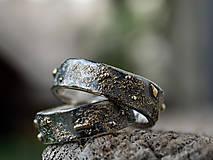 Prstene - ... nekonečný vesmír hviezd ... - 11062439_