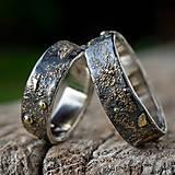 Prstene - ... nekonečný vesmír hviezd ... - 11062440_