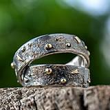 Prstene - ... nekonečný vesmír hviezd ... - 11062441_