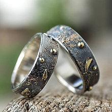 Prstene - ... nekonečný vesmír hviezd ... - 11062437_