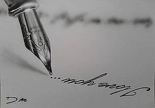 Obrazy - NAMAĽOVANÉ pero - 11065169_