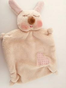 Hračky - Mojkáčik zajko - 11064083_