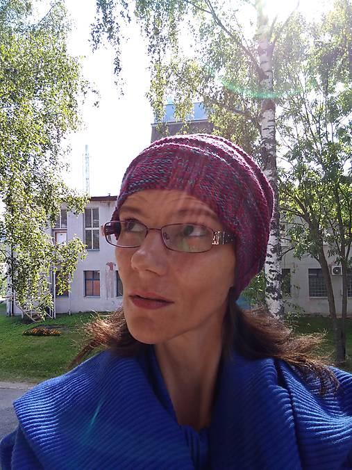 Merino čiapka.