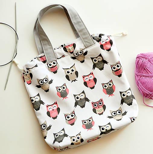 Sovičková taška ~ tvoritaška + nákupná