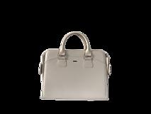 Na notebook - Dámska Business inovačná kabelka - White - 11065365_