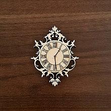 Polotovary - Výrez - Vintage hodinky - 11063662_