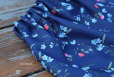 Detské oblečenie - Bavlnená dievčenská suknička - 11067007_