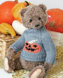 Hračky - Medveď Pampky - 11065890_