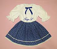 - krojová košeľa dievčenská/detská veľkosť  - 11068436_