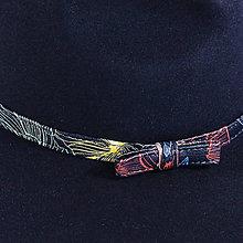 Čiapky - Kloboukový pásek no.1 - 11065726_