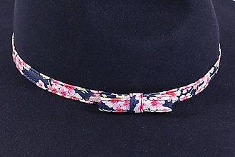 Čiapky - Kloboukový pásek no.3 - 11065734_