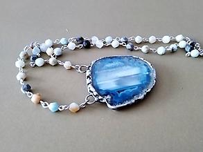 Náhrdelníky - Putovanie do Stredozeme- náhrdelník - 11066406_