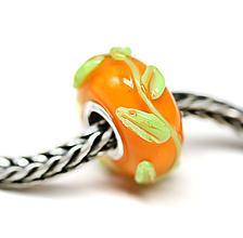 Náramky - Oranžova jesen pandora /ch-244 - 11068025_