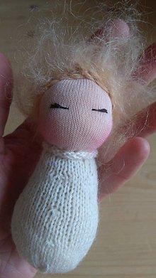 Drobnosti - Krabička na výrobu bábiky bábätka - 11069099_