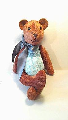 Hračky - Plyšák medveď s menom - 11068104_
