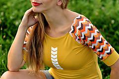 Tričká - Tričko Cinnamon - 11067783_
