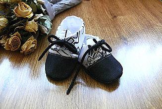 Topánočky - Detské topánočky - 11066434_