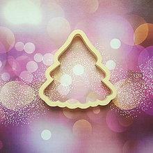 Pomôcky - Vykrajovačka Vianočný stromček 05 - 11067086_