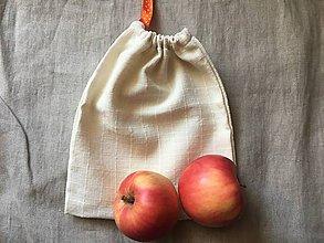 Úžitkový textil - Vrecká na ovocie a zeleninu - 11067971_