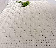 Textil - Jemnučká a ľahká detská deka - 11068943_