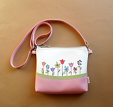 Detské tašky - malé kvietky - 11066095_