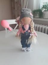 Bábiky - Bábika s balónikom - 11071008_