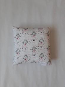 Textil - Vankúšik mini - víly - 11069993_